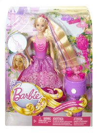 Barbie speelset Endles Hair Kingdom Snap 'N Style-Vooraanzicht