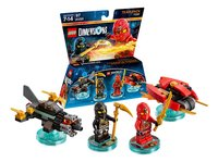 LEGO Dimensions figurine Team Pack 71207 Ninjago