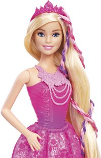 Barbie speelset Endles Hair Kingdom Snap 'N Style-Artikeldetail