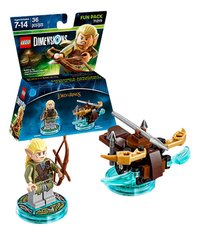 LEGO Dimensions figurine Fun Pack The Lord of the Rings 71219 Legolas