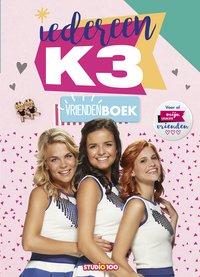 Iedereen K3 vriendenboek