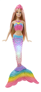 Barbie mannequinpop Rainbow lights Mermaid-commercieel beeld
