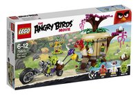 LEGO Angry Birds 75823 Le vol de l'œuf de l'île des oiseaux