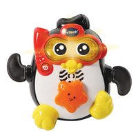 VTech badspeelgoed Spetterpret Pinguïn-commercieel beeld