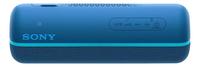 Sony bluetooth luidspreker SRS-XB22 blauw-Bovenaanzicht