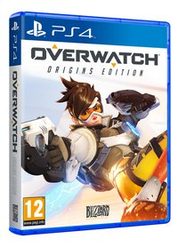 PS4 console 500 Go + Overwatch Origins FR-Détail de l'article