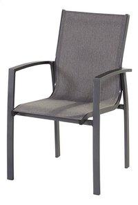 Hartman chaise de jardin Canterbury gris foncé | DreamLand