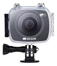 Braun Action Cam Champion 360 zwart