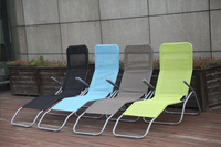 Chaise longue Lazy Lounger Siesta Beach beige-Image 2