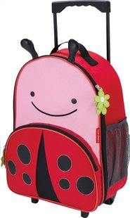 Skip*Hop valise souple Zoo Luggage coccinelle