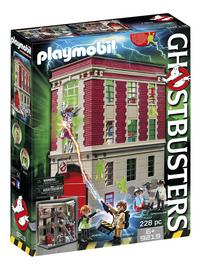 Playmobil Ghostbusters 9219 Brandweerkazerne