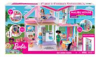 Barbie poppenhuis Malibu - H 68,6 cm-Achteraanzicht