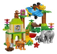 LEGO DUPLO 10804 Jungle-Vooraanzicht