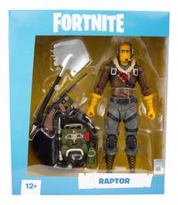 Figuur Fortnite Raptor-Vooraanzicht