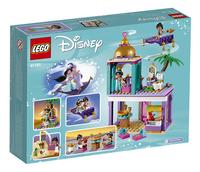 LEGO Disney Princess 41161 Les aventures au Palais de Jasmine et Aladdin-Arrière