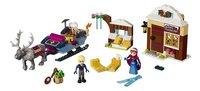 LEGO Disney Princess 41066 Le traîneau d'Anna et Kristoff-Avant