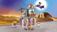 LEGO Disney Princess 41161 Les aventures au Palais de Jasmine et Aladdin-Image 1