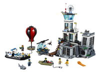 LEGO City 60130 La prison en haute mer-Avant