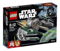 LEGO Star Wars 75168 Le Starfighter du Maître Jedi Yoda