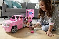 Barbie speelset Limo + 4 poppen-Afbeelding 7