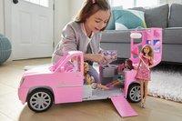 Barbie speelset Limo + 4 poppen-Afbeelding 8