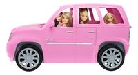Barbie speelset Limo + 4 poppen-Rechterzijde
