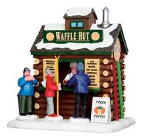 Kersthuisje Waffle Hut