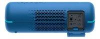 Sony bluetooth luidspreker SRS-XB22 blauw-Achteraanzicht