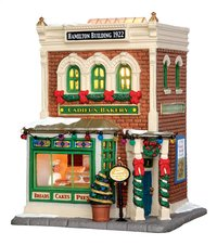 Maisonnette de Noël Cadieux Bakery