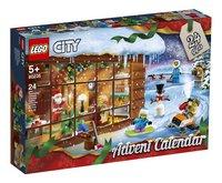 LEGO City 60235 Le calendrier de l'Avent-Côté gauche