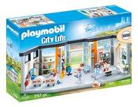 PLAYMOBIL City Life 70191 Hôpital-Côté gauche