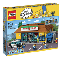 LEGO The Simpsons 71016 Le Kwik-E-Mart