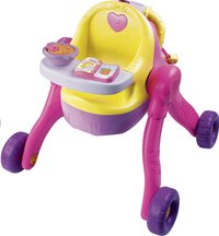 VTech 3-in-1 poppenwagen Little Love