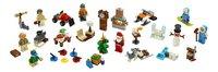 LEGO City 60235 Le calendrier de l'Avent-Avant