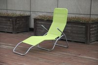Chaise longue Lazy Lounger Siesta Beach lime-Image 1