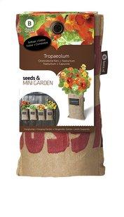 Baza Seeds & Mini Garden hangtuintje
