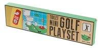 Toilet golfspel-Rechterzijde