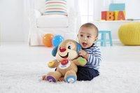 Fisher-Price Interactieve knuffel Rires et Éveil Puppy Éveil Progressif FR-Afbeelding 1