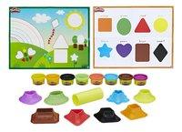 Play-Doh Spelen & Leren Kleuren & Vormen-Vooraanzicht