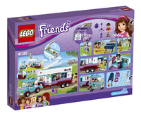 LEGO Friends 41125 La remorque à chevaux du vétérinaire-Arrière
