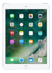 Apple iPad Wi-Fi + cellular 128 GB zilver