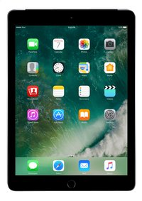 Apple iPad Wi-Fi + cellular 128 GB spacegrijs