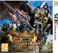Nintendo 3DS Monster Hunter 4 Ultimate NL