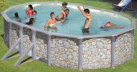 Gre zwembad San Marina Iraklion 5 x 3 m