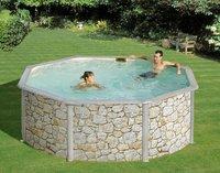 Gre zwembad San Marina Iraklion diameter 3,50 m