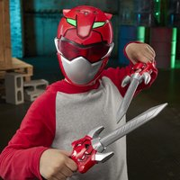 Power Rangers Beast Morphers Red Ranger Training Set-Afbeelding 1