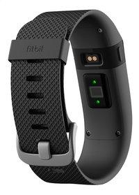 Fitbit capteur d'activité Charge HR taille L noir-Arrière