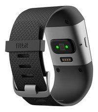 Fitbit activiteitsmeter Surge, maat S zwart-Achteraanzicht