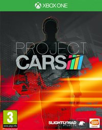 XBOX One Project CARS ANG