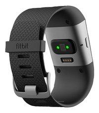 Fitbit capteur d'activité Surge taille L noir-Arrière